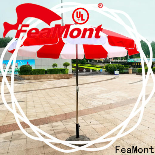 FeaMont frame big beach umbrella widely-use for wedding