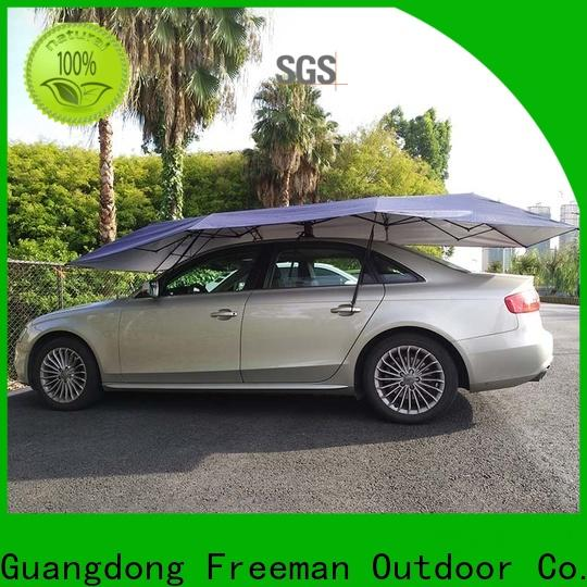 first-rate car umbrella fiberglass in different color for outdoor activities