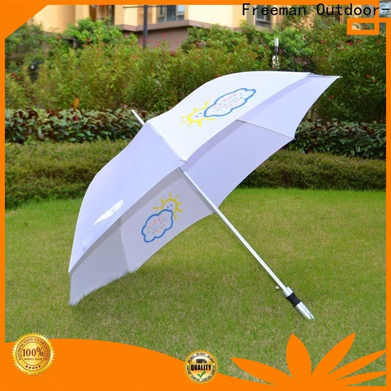 FeaMont straight promotional umbrella experts for party