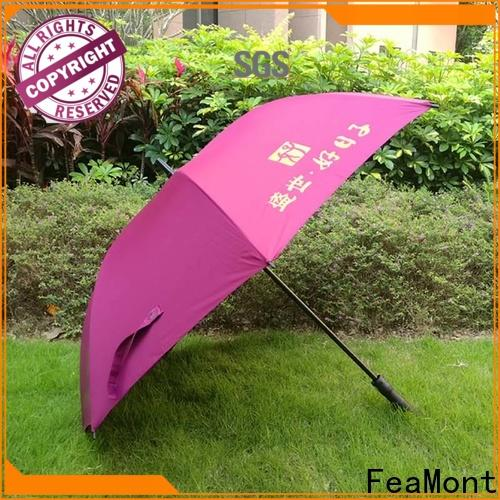 FeaMont hot-sale automatic umbrella experts for wedding