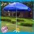 popular red beach umbrella umbrella China for camping