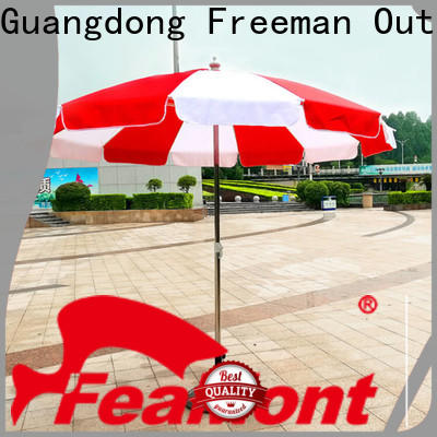FeaMont waterproof foldable beach umbrella experts for advertising