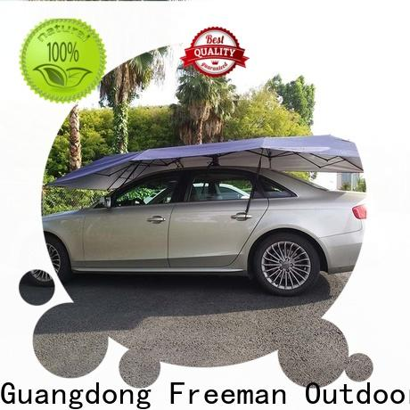 FeaMont automatic car umbrella for disaster Relief