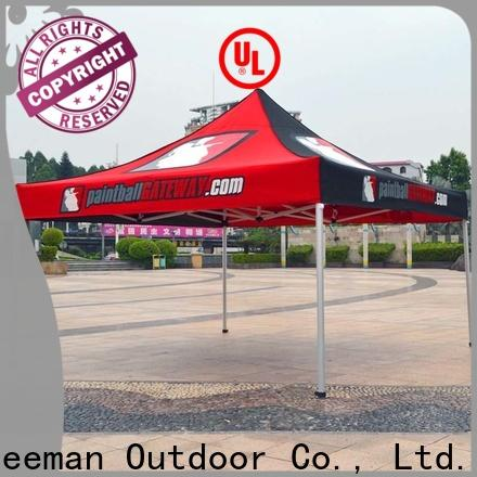 FeaMont aluminium outdoor canopy tent certifications for trade show