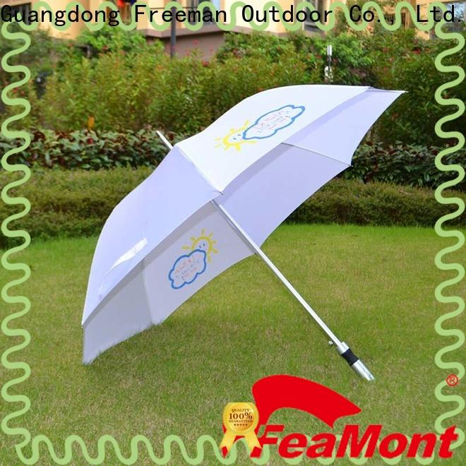 fine- quality new umbrella automatical marketing for outdoor exhibition