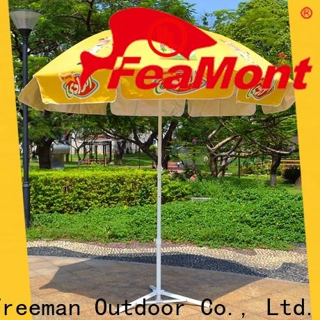 FeaMont beach outdoor beach umbrella for-sale for sporting