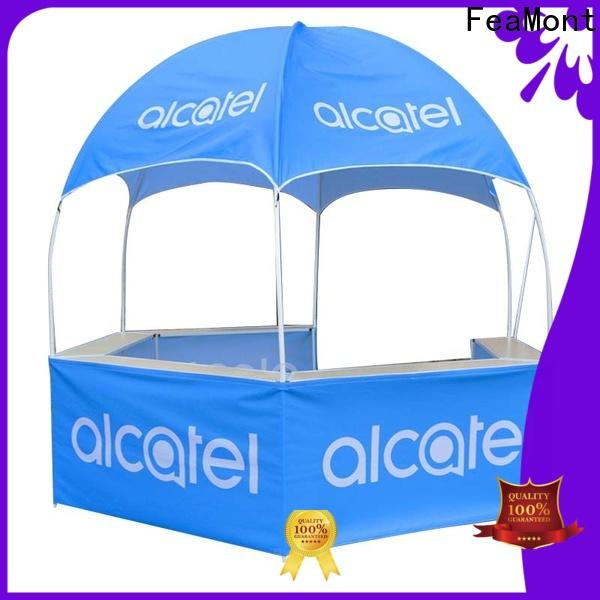 FeaMont high-quality dome display tent type for sports