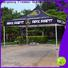 FeaMont fabric advertising tent in different color for trade show