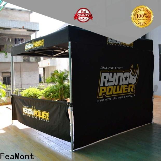 FeaMont customized easy up canopy widely-use for sporting