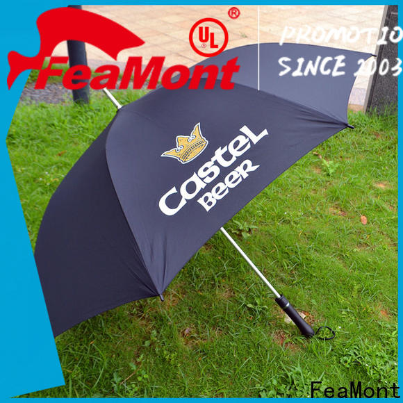 FeaMont handle cool umbrellas package for sporting