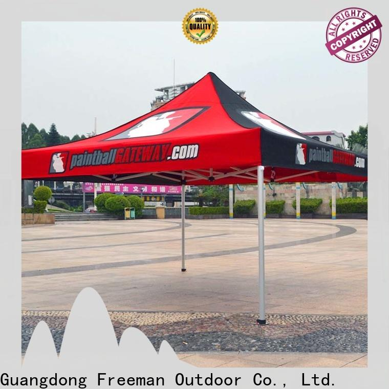 FeaMont fabric pop up canopy tent for outdoor exhibition