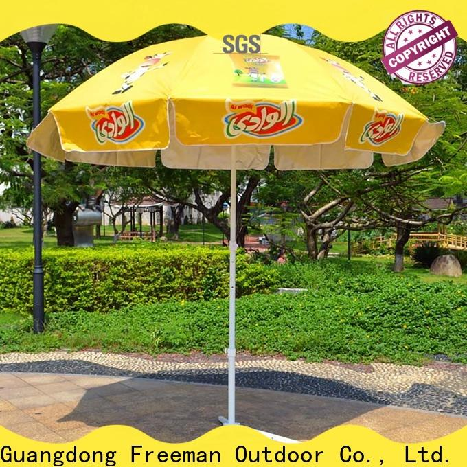 FeaMont umbrella beach parasol marketing for camping