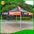 FeaMont printed advertising tent certifications for outdoor activities