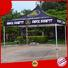 FeaMont nylon lightweight pop up canopy in different shape for sporting