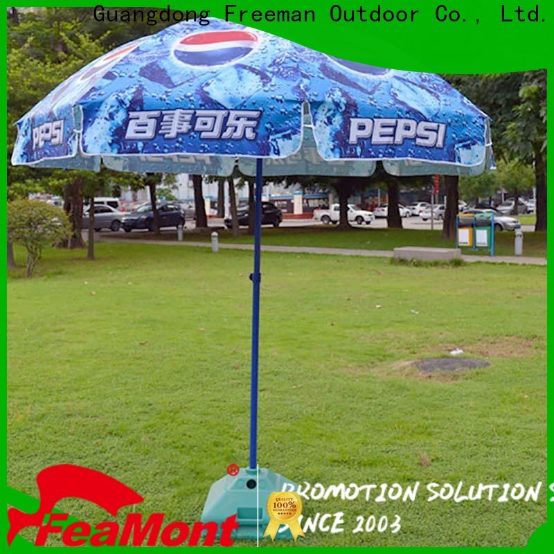 FeaMont outdoor large beach umbrella experts