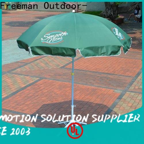 new-arrival foldable beach umbrella inch China for exhibition