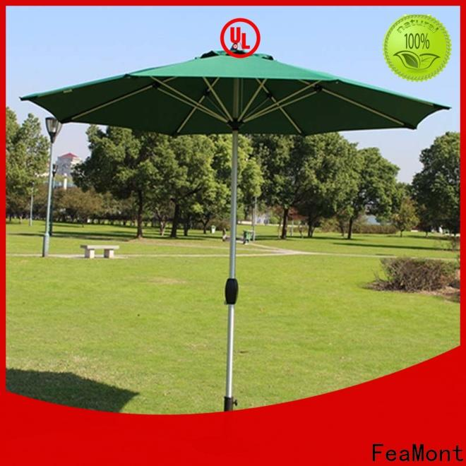 FeaMont outdoor umbrella in different color for engineering