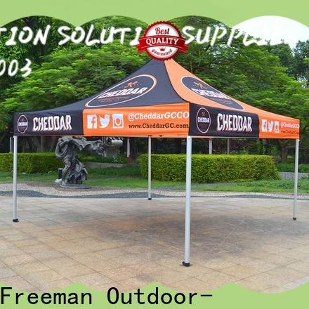 FeaMont advertising pop up canopy certifications for sports