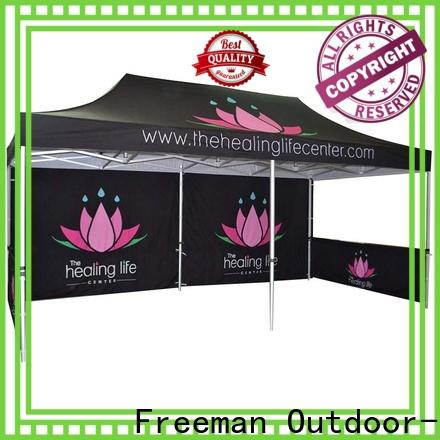 FeaMont inexpensive easy up canopy can-copy for disaster Relief