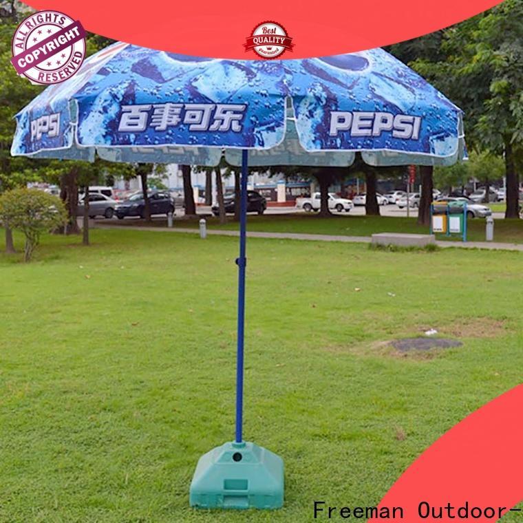 environmental heavy duty beach umbrella highstrong popular for disaster Relief