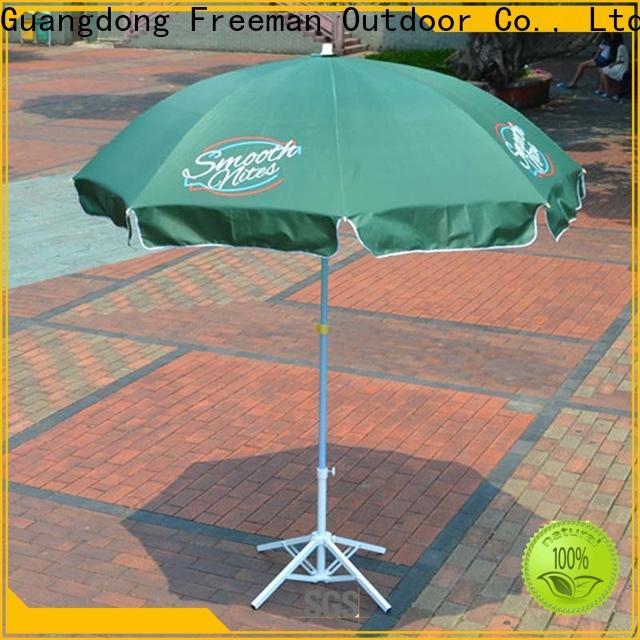 newly heavy duty beach umbrella quality owner in street