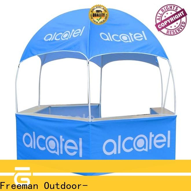 FeaMont display dome kiosk for-sale for sport events