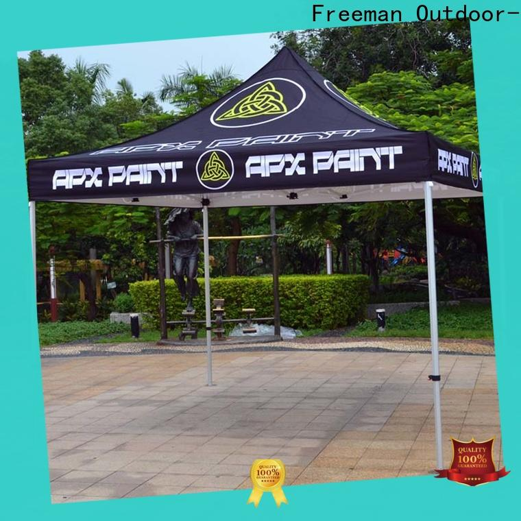 FeaMont industry-leading event tent in different color for trade show