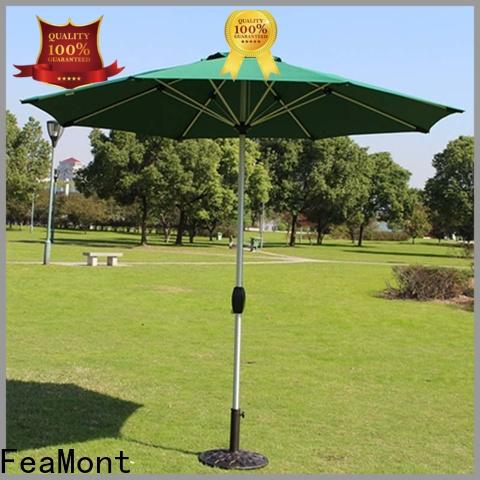 FeaMont reliable garden umbrella for sports