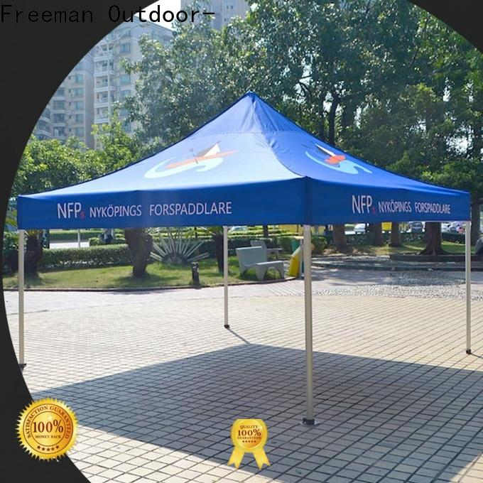 FeaMont customized canopy tent for disaster Relief