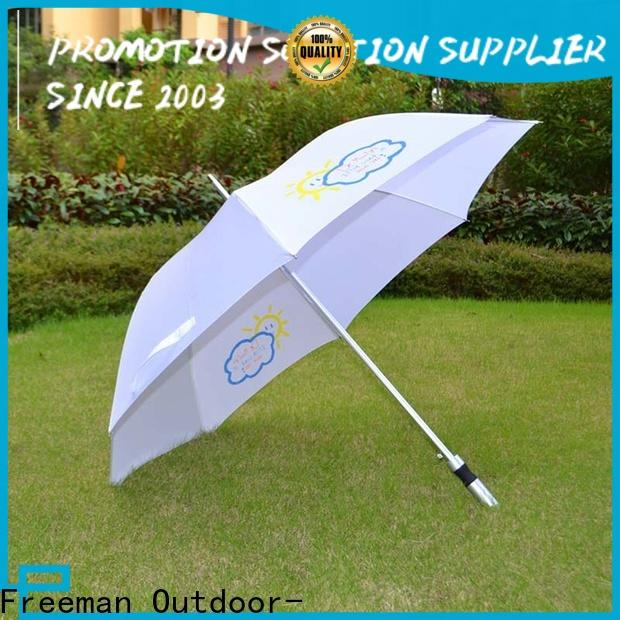 FeaMont straight Gift umbrella supplier for advertising