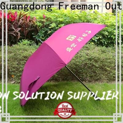 FeaMont fine- quality promotional umbrella owner for outdoor exhibition