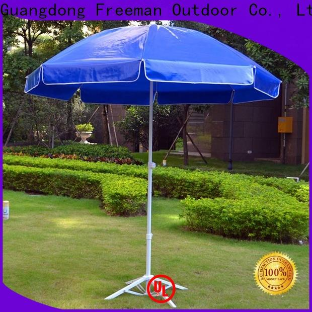 FeaMont material foldable beach umbrella