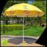 FeaMont inexpensive heavy duty beach umbrella owner for advertising