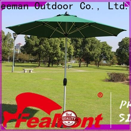 FeaMont hand black garden umbrella production
