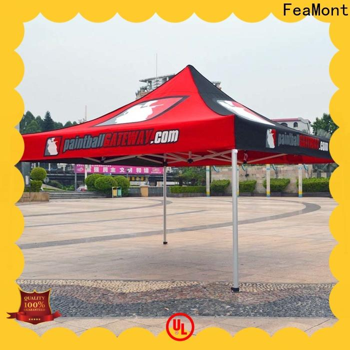 comfortable advertising tent exhibition solutions for trade show