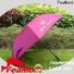 FeaMont automatical promotional umbrella effectively in street