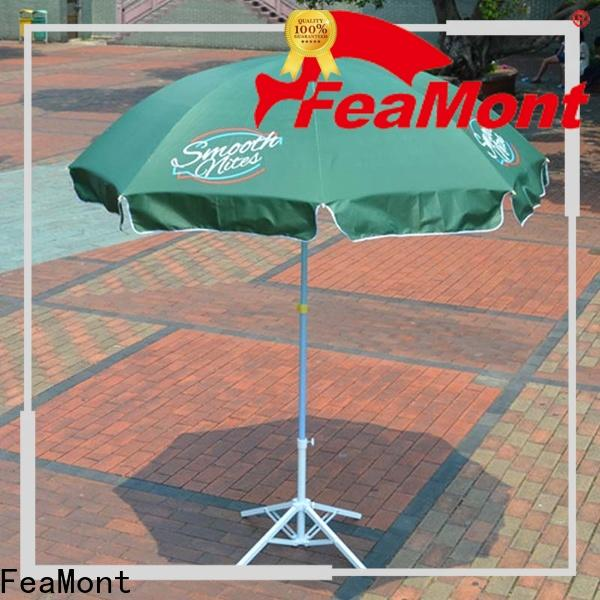 FeaMont outdoor large beach umbrella owner