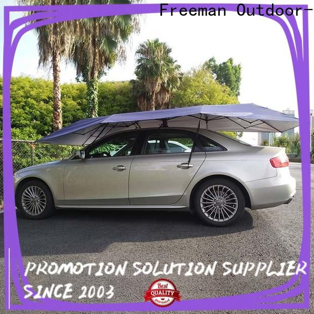 FeaMont excellent automatic car umbrella cancopy for trade show