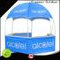 durable dome display tent hexagonal application