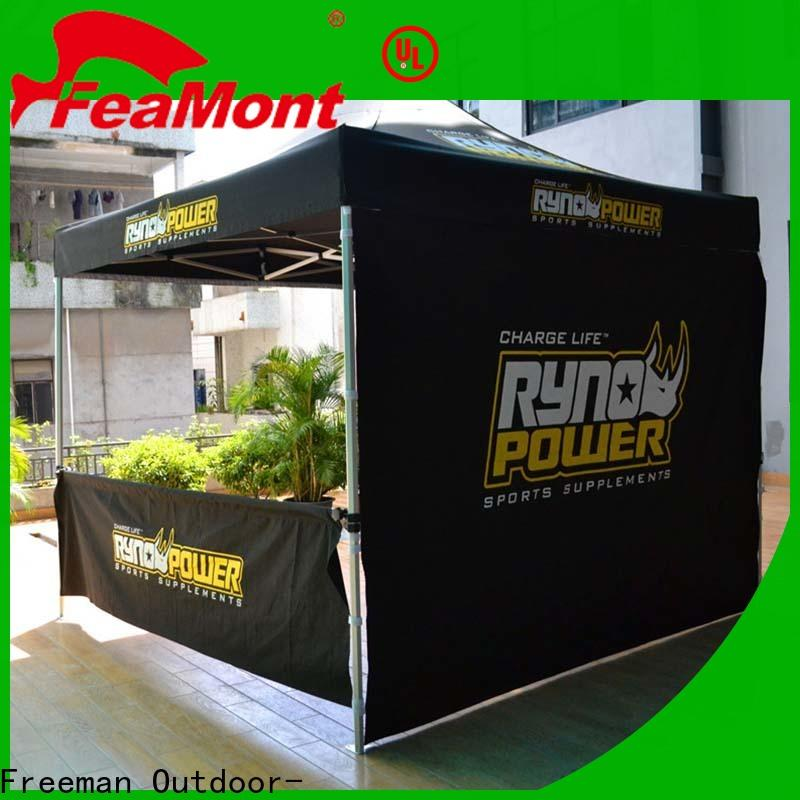 FeaMont nice pop up canopy tent certifications for camping