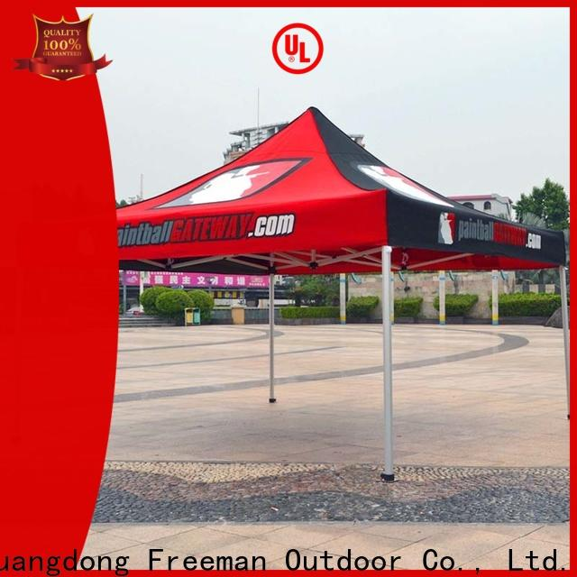 FeaMont splendid advertising tent production