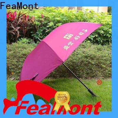 FeaMont customized personalized umbrellas for engineering