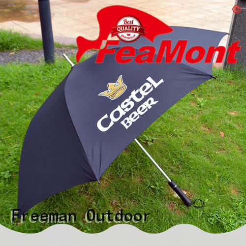 FeaMont golf umbrella experts for disaster Relief