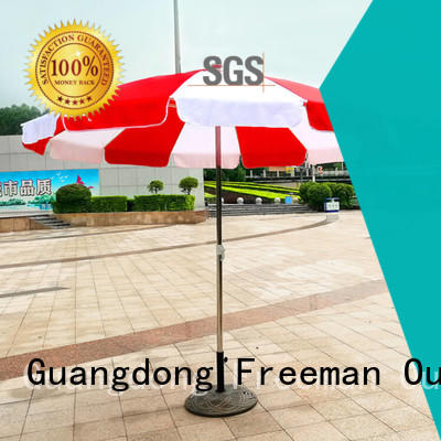 material uv beach umbrella printing for advertising FeaMont