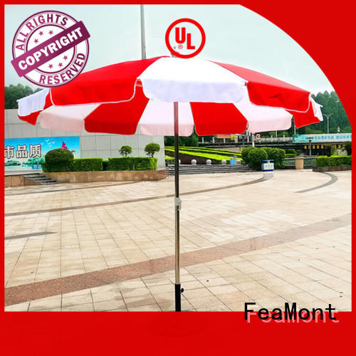 FeaMont hot-sale big beach umbrella type in street
