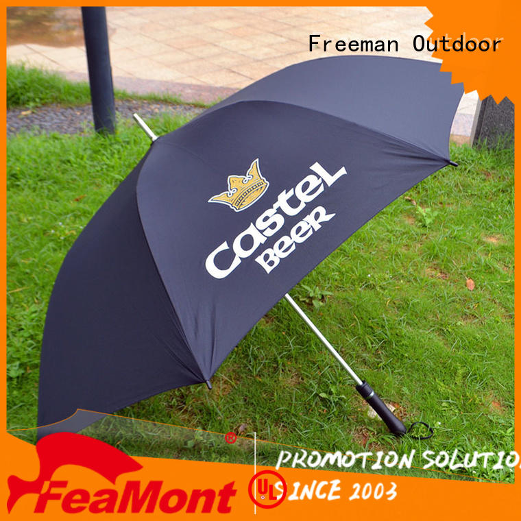 customized good quality umbrella sensing in street FeaMont