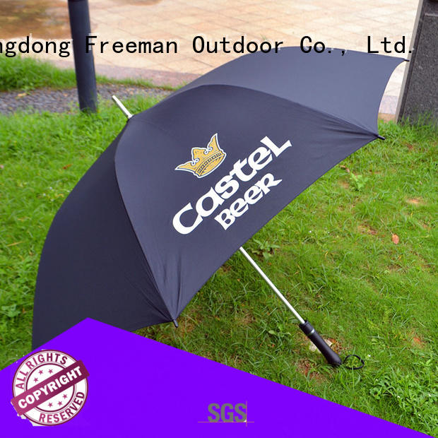 FeaMont hot-sale canvas umbrella sensing for event