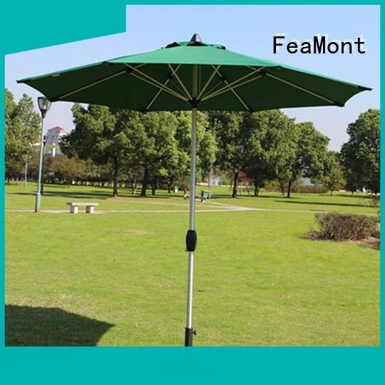 hot-sale square garden umbrella standards in different color for sports