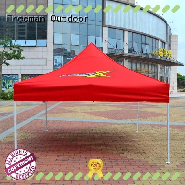 FeaMont environmental easy up tent solutions for disaster Relief
