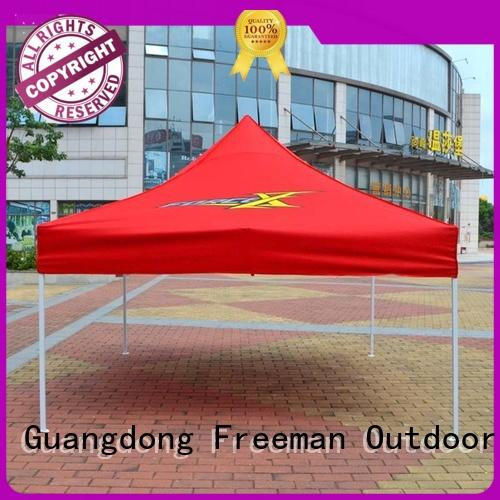 FeaMont industry-leading folding canopy certifications for outdoor exhibition